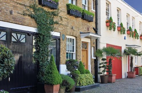 Les diff rents types de maisons londoniennes french touch properties - Acheter appartement londres ...