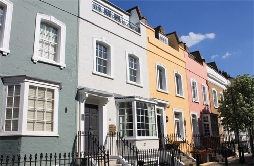 Location Appartement Londres Notting Hill
