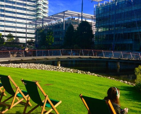 Chiswick business Park