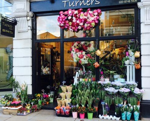 Hammersmith Flower shop