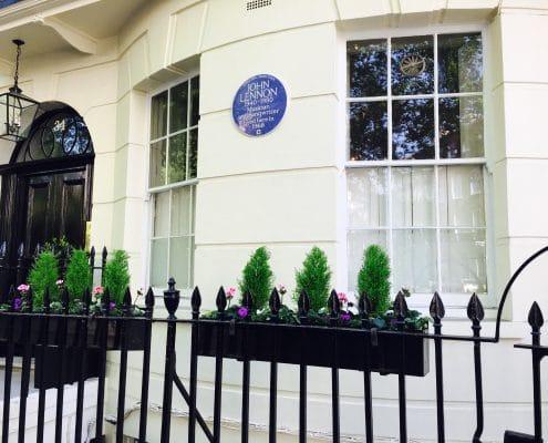 John Lennon House