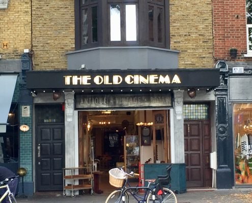 cinema london