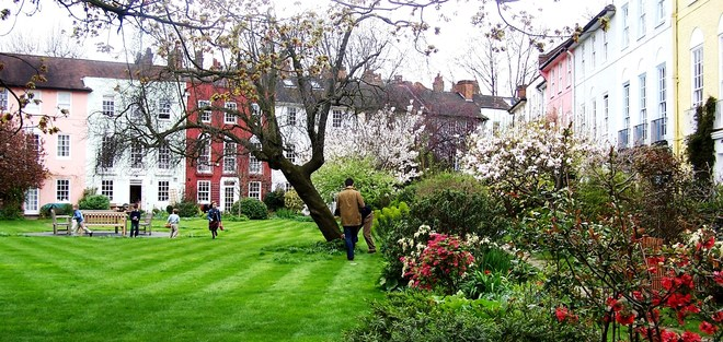 Communal Garden à Barons Court