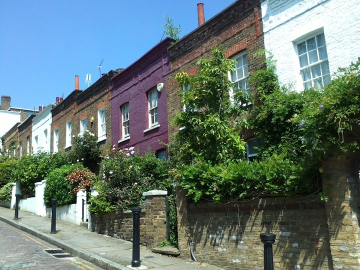 Cottage à Londres