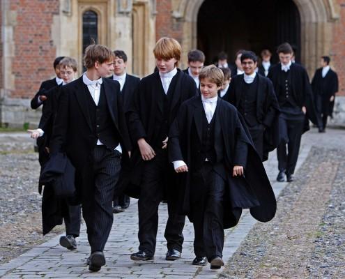 recherche d'écoles à Londres