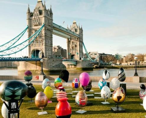 Vacances de Pâques à Londres