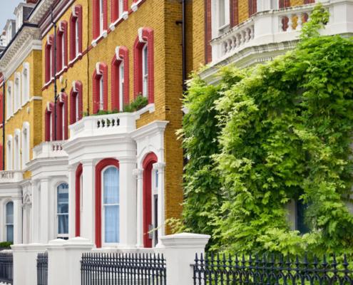 Evolution de la fiscalité à Londres