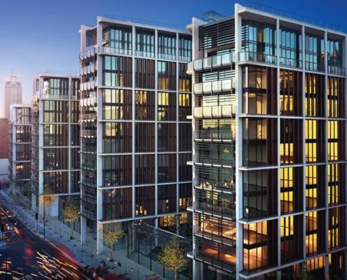 Les prix de l'immobilier à Londres