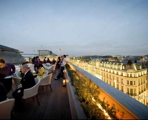 Les meilleurs Rooftops de Londres