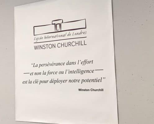 Lycée winston churchill