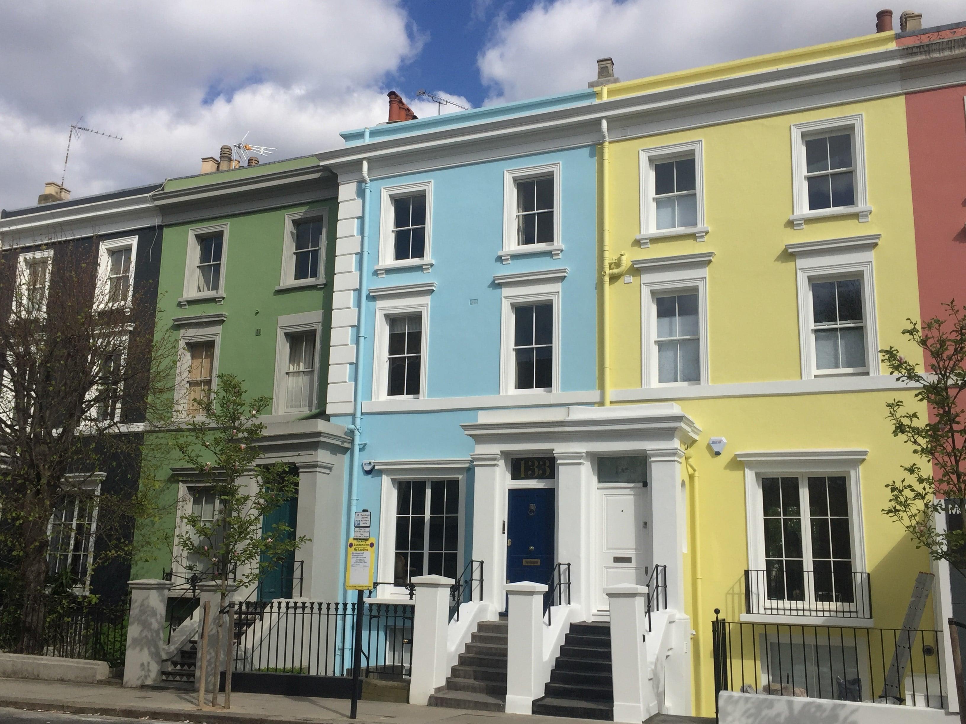 quartier à Londres