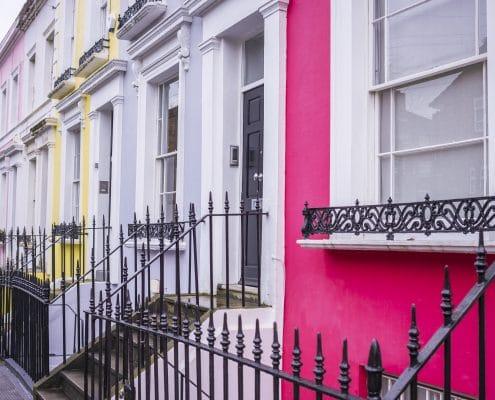 marché immobilier londonien