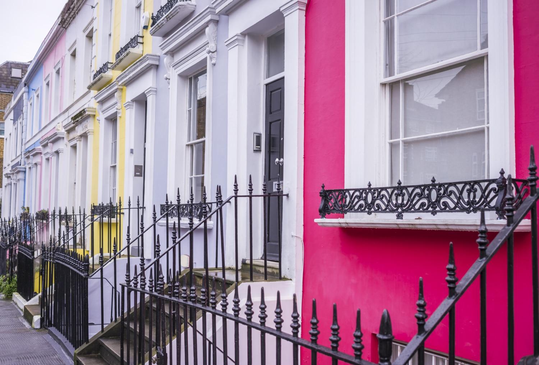 Louer un appartement à Londres