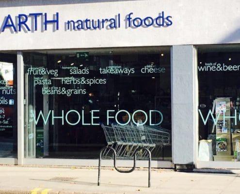 natural foods london