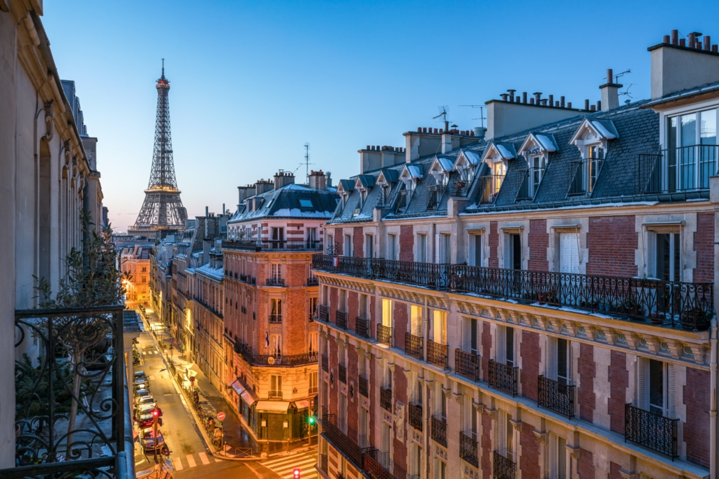 rent a flat in Paris