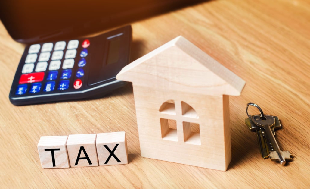 taxes investissement immobilier