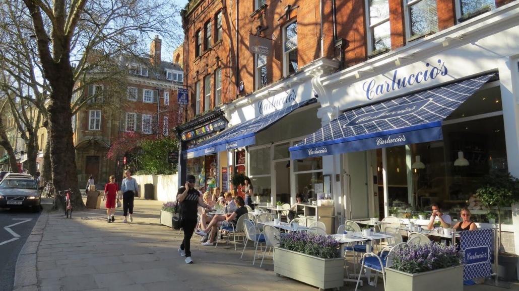 ouvrir un restaurant à Londres