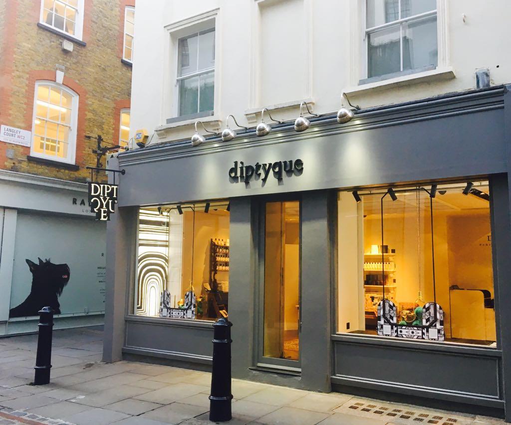 ouvrir une boutique à Londres