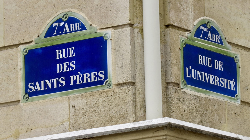 The 7th arrondissement of Paris
