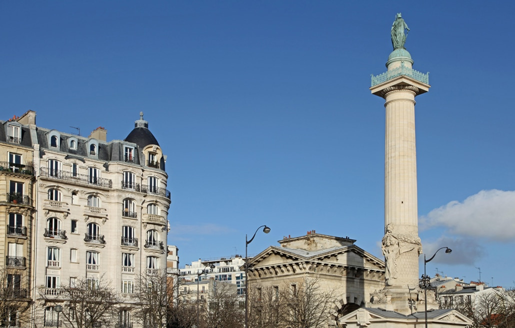 The 12th arrondissement of Paris