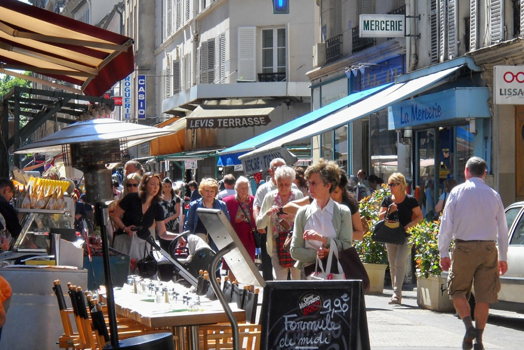 The 17th arrondissement of Paris