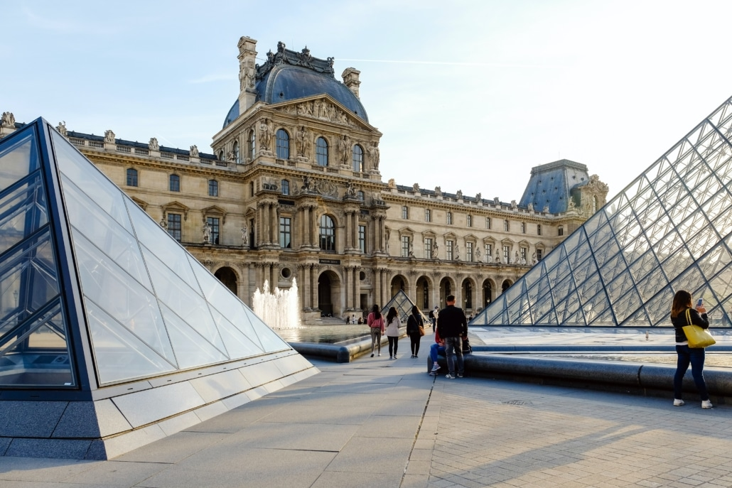 Louvre 1er arrondissement Paris