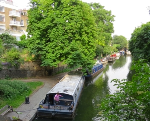 Angel Islington The Canal