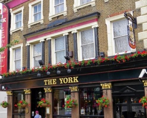The York Angel Islington