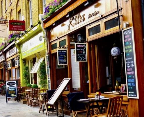 Upper Street Angel Restaurant